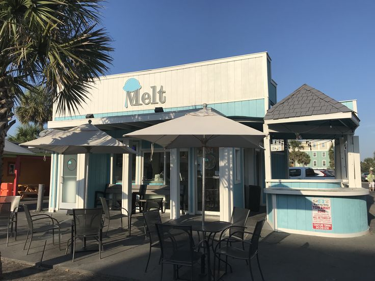 Melt Myrtle Beach Ice Cream