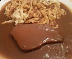 Rezept Rinderbraten einfach u. lecker von CG510 - Rezept der Kategorie Hauptgerichte mit Fleisch