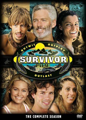Survivor: Palau - The Complete Season [4 Discs] [DVD]