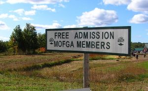 The Common Ground Country Fair free to MOGFA (Maine Organic Farmers and Gardeners Association) members in Unity, Maine!