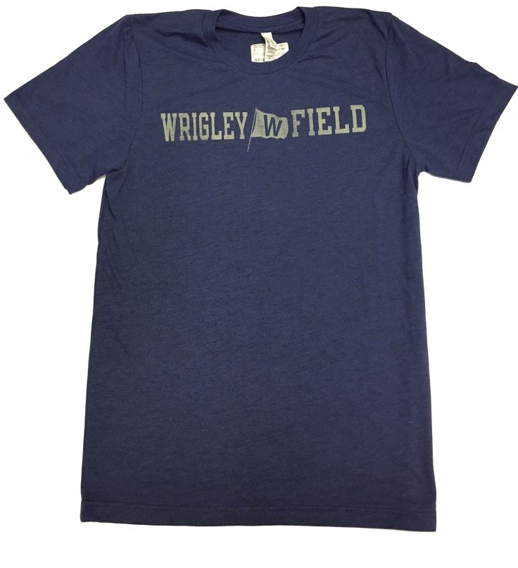"Wrigley Field Chicago Cubs Mens Deep Blue Triblend Tee with ""W"" Flag By Beantown Brand Apparel - Pro Jersey Sports - 1  Wrigley Field Chicago Cubs Mens Deep Blue Triblend Tee with ""W"" Flag By Beantown Brand Apparel - Pro Jersey Sports - 2  WRIGLEY FIELD CHICAGO CUBS MENS DEEP BLUE TRIBLEND TEE WITH ""W"" FLAG BY BEANTOWN BRAND APPAREL #ChicagoCubs #Cubs #CubsFans #GoCubs #Chicago #FlyTheW"