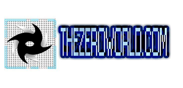 8 bit banner by zeropopular of team zero graphic designs - part of TheZeroWorld.com