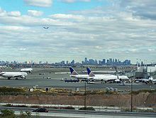 Newark, New Jersey - Wikipedia, the free encyclopedia  Liberty International Airport...was a Continental Hub