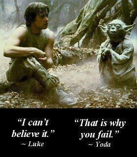 Smart yoda is