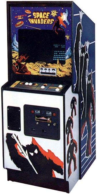 You know you're from the 80s if you remember having to leave the house to play video games!