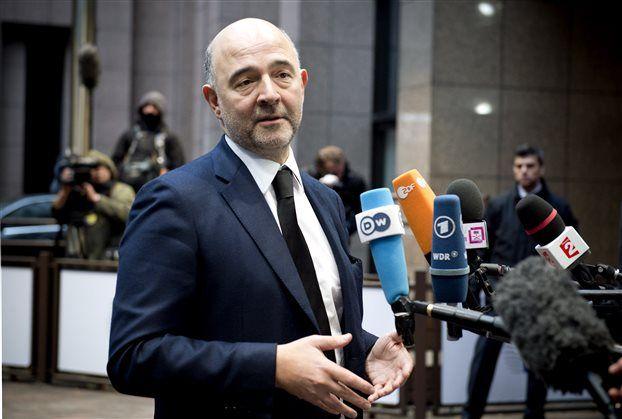Μοσκοβισί: «Δεν είναι δυνατόν να μην υπάρξει συμφωνία τον Ιούνιο»
