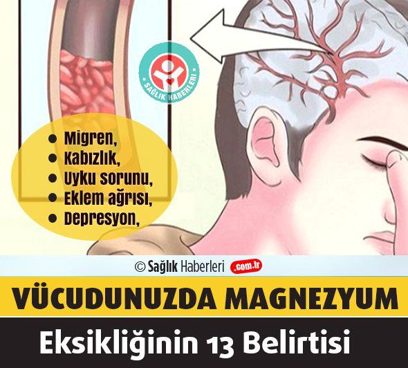 Acilen magnezyuma ihtiyacınızın olduğunun 13 işareti‼️ Magnezyum, 300'den fazla enzime etki eder. Hücrelere, kaslara ve sinirlere fayda sağlar. Kan basıncınızı düzenler. Metabolizmadaki protein ve kalsiyum oranını dengeler. Saydıklarımızın hepsinin sağlıklı bir bireyin vücudunda olması gerekir. Magnezyum eksikliği nedeniyle ortaya çıkan rahatsızlıklar birçok bireyde görülür. #sağlık #saglik #sağlıkhaberleri #health #healthnews #magnesium #magnezyum