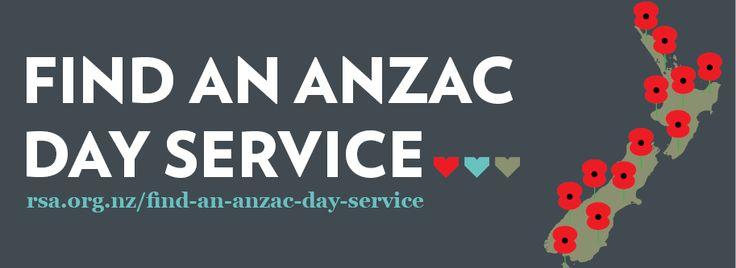 ANZAC Parade NZ