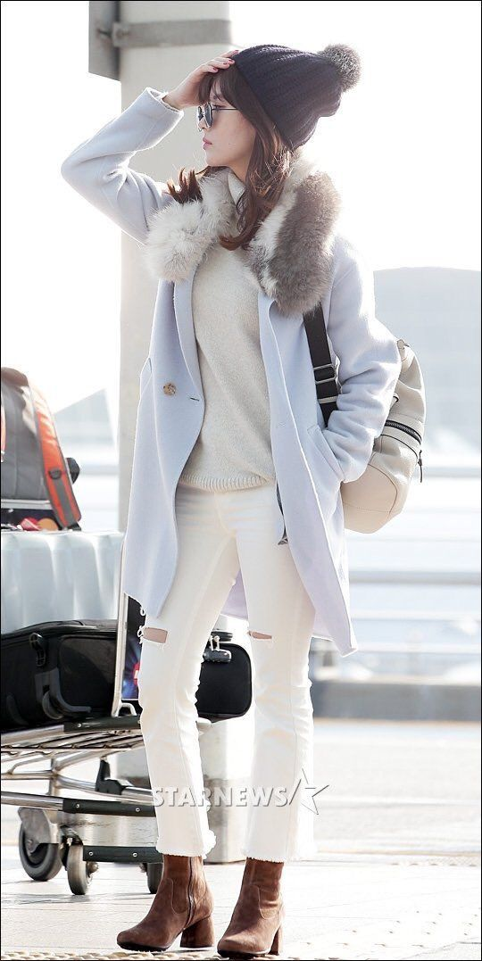 SNSD SeoHyun is off to Berlin