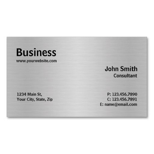 The 154 best computer repair business cards images on pinterest silver professional metal elegant modern plain business card business card templatesbusiness card designbusiness cardscomputer repaircard accmission Images