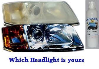 LenzClear | Restoring Headlights Made Easy