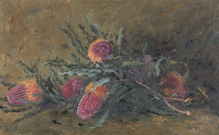 Banksia by Daisy Rossi