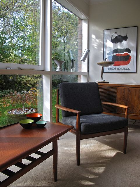 Grete Jalk by mcminteriors - My parents had this coffee table for about 30 years!