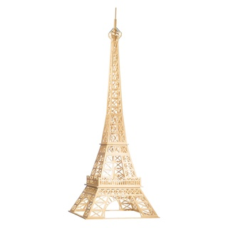 @Overstock - With Matchitecture, the famous concept of miniaturized concept based upon microbeams , create miniatures of the most known constructions. This model of the Eiffel Tower is for an intermediate level and it contains 1150 microbeams.http://www.overstock.com/Sports-Toys/Matchitecture-Eiffel-Tower/7397366/product.html?CID=214117 $41.99