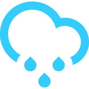 It's Light Rain!