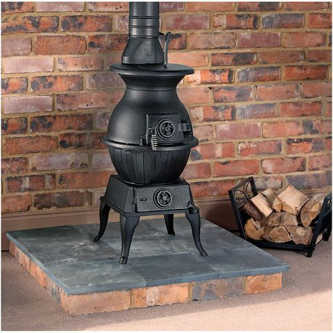 Pot Belly Wood Stove WB Designs - Pot Belly Wood Stove WB Designs