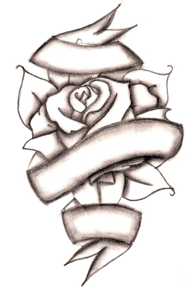 Pin On Adult Coloring Pages Roses
