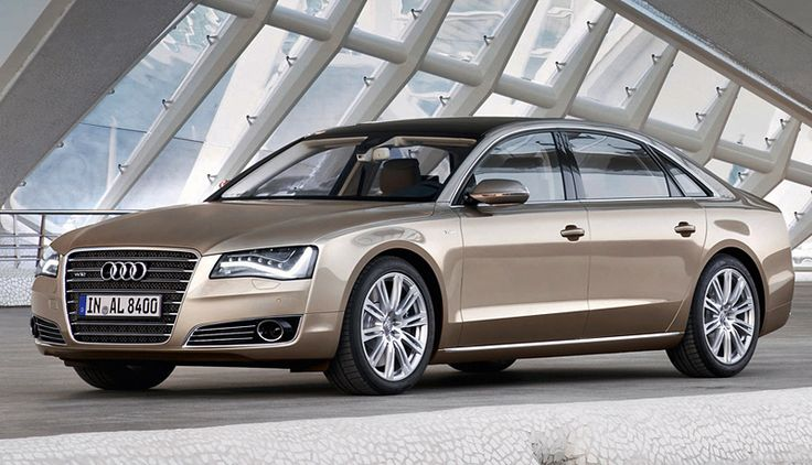 2010 Audi A8 L W12 quattro top car rating and specifications
