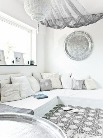 All in White | nousDECOR
