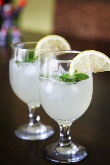 Perfect Lemonade Drink Recipe | drinks | Pinterest