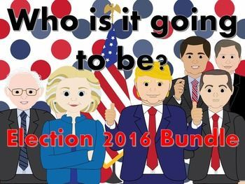 All of my Presidential Election products in one place at a reduced price!!   This bundle includes:  Presidential Election Process Powerpoint Presidential Election Process Note Sheet Presidential Election Video Questions  Journeys with George Presidential