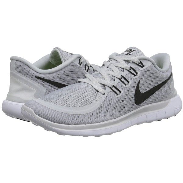 Nike Free 5.0 Women's Running Shoes ($100) ❤ liked on Polyvore featuring  shoes,