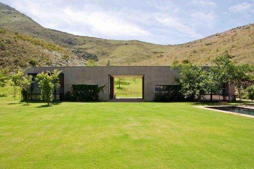 Godswindow - Langeberg Mountains, South Africa - GASS Architecture Design Studio
