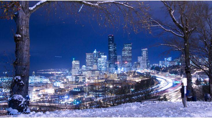 Image Gallery Seattle Winter