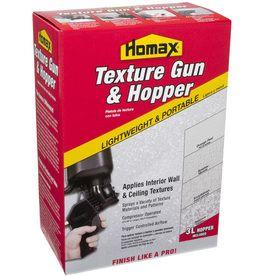 Homax 70-Psi Plastic Texture Sprayer Gun With Nozzle 4630