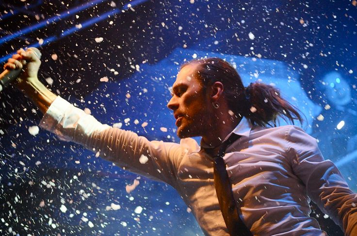 "Instead of a white Christmas this year, Finland's all-star symphonic rock Christmas project, Raskasta Joulua, is promising a ""heavy..."