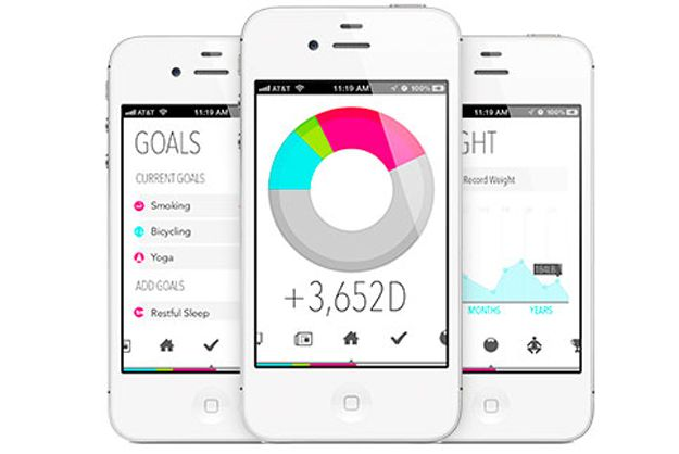 Ignite Wellness is an app and accompanying device which translates the impact of everyday decisions into an overall life expectancy number.