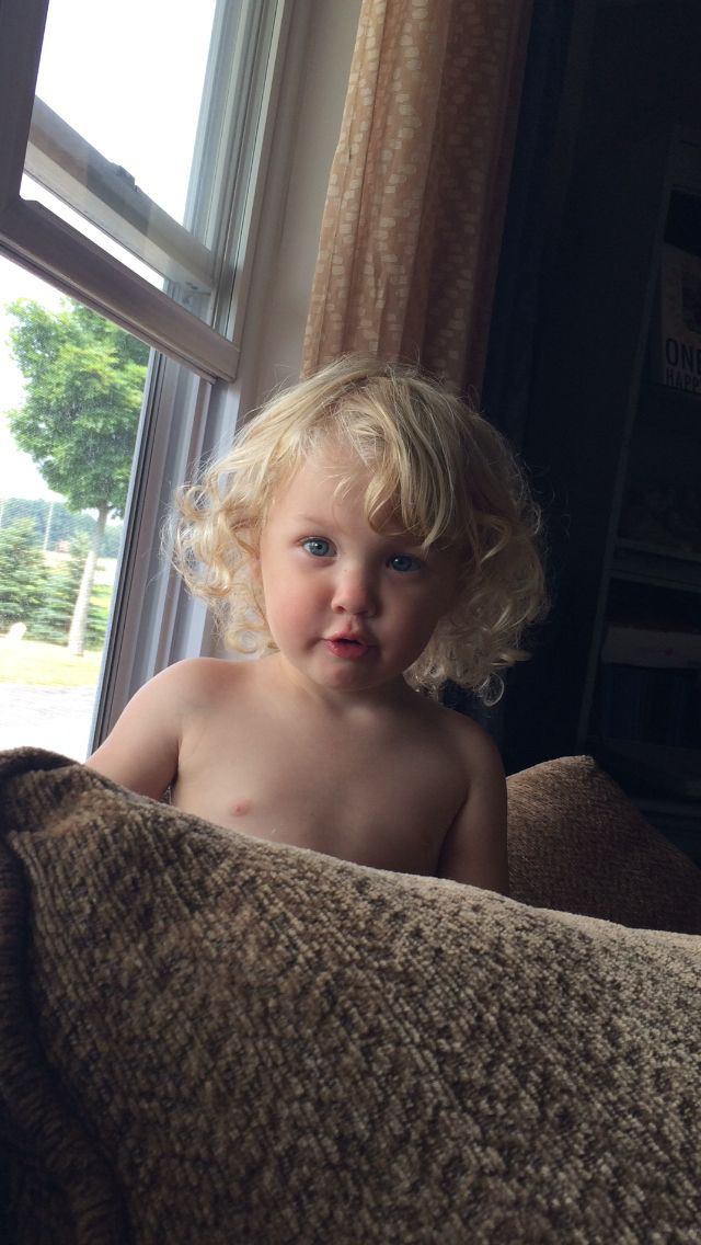 Toddler boy curly haircut
