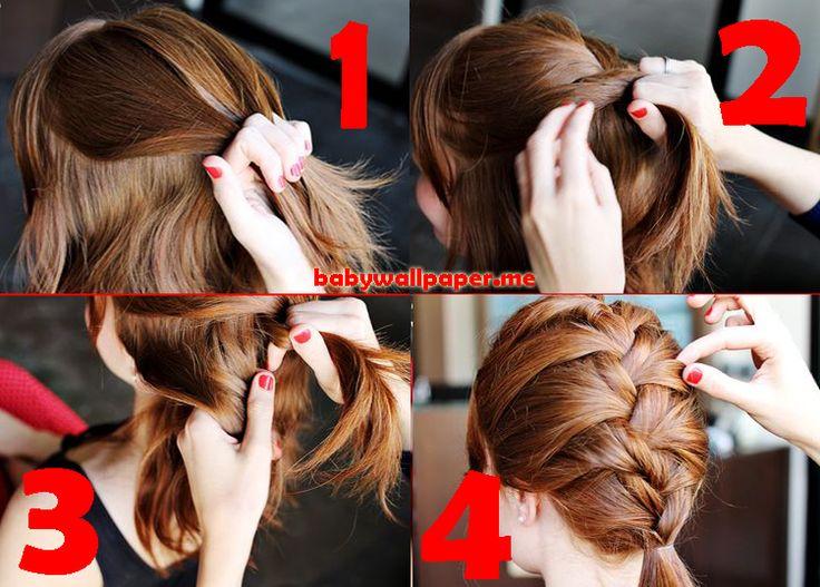Hairstyle Braids Steps