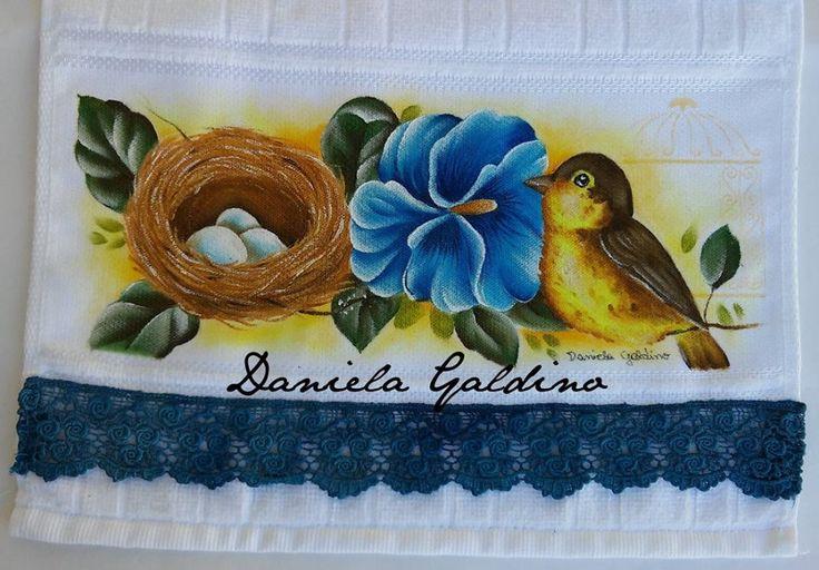 Toalha Lavabo / Toilet Towel