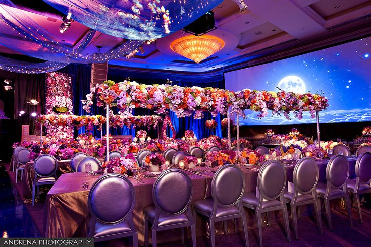 Beverly Wilshire, Bat-mitzvah,  Andrena Photography, The Empty Vase Florist of LA, Custom Florist, LA Florist, Extravagant Flowers, Event Flowers, See more at loveluxelife.com #loveluxelife