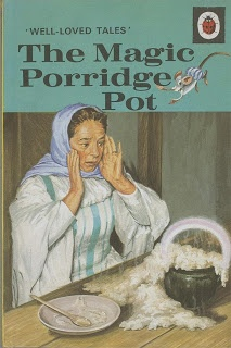silencing the bell: L is for Ladybird