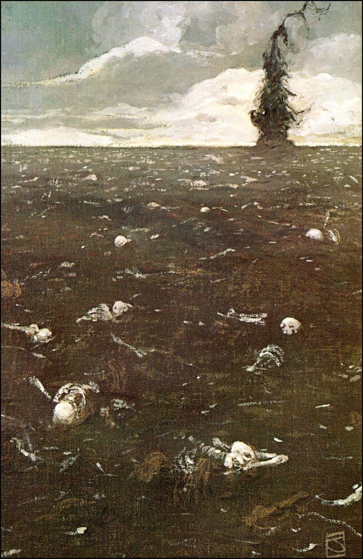 Роберт Ирвин Говард. Соломон Кейн: Под пологом кровавых теней Иллюстратор Jeffrey Jones