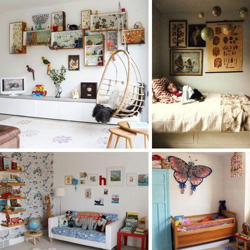 unique kids rooms