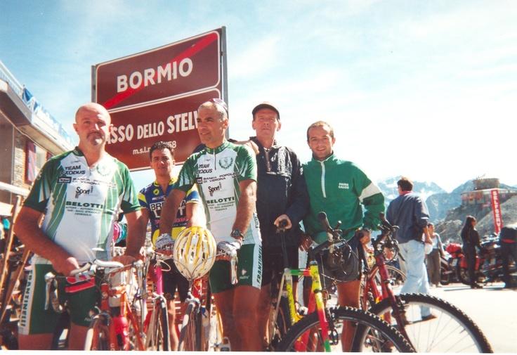 Exodus Onlus in Bormio Italy