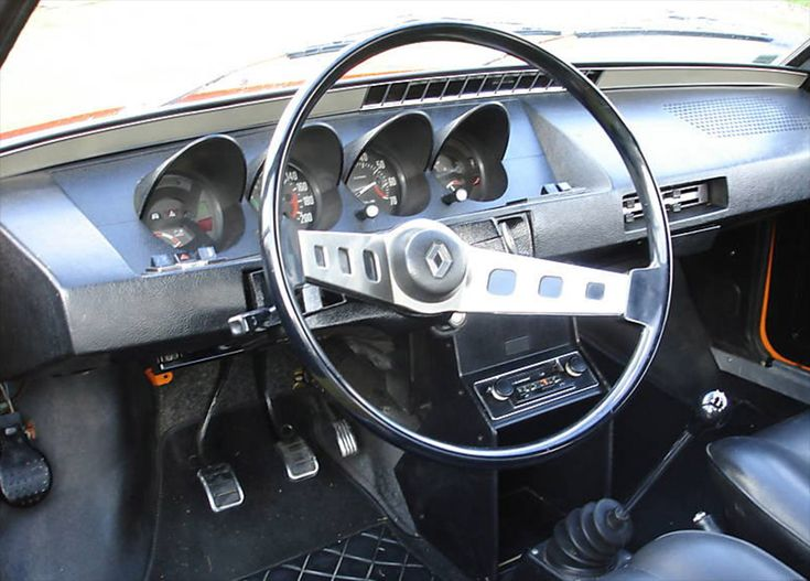 Renault 15 en 17 interieur renault pinterest interieur for Renault 6 interieur