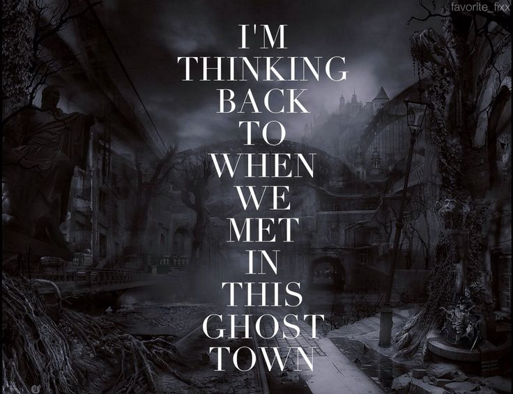 ghost town band | Tumblr