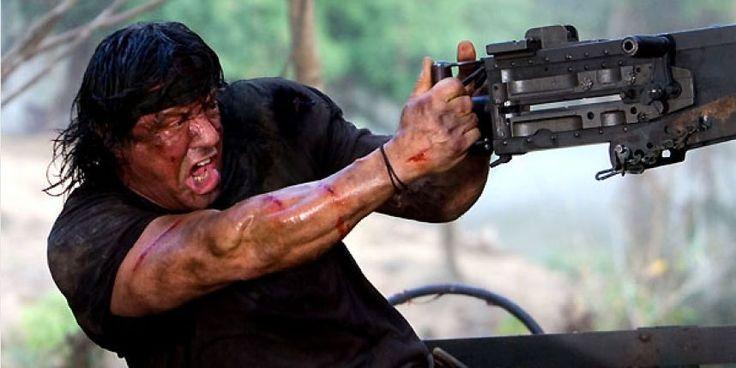 """RETRAITE – Alors que Sylvester Stallone disait depuis des années qu'il allait enfiler de nouveau son costume militaire dans """"Rambo V"""", l'acteur a confessé au magazine Variety qu'il ne jouerait plus son rôle emblématique."""