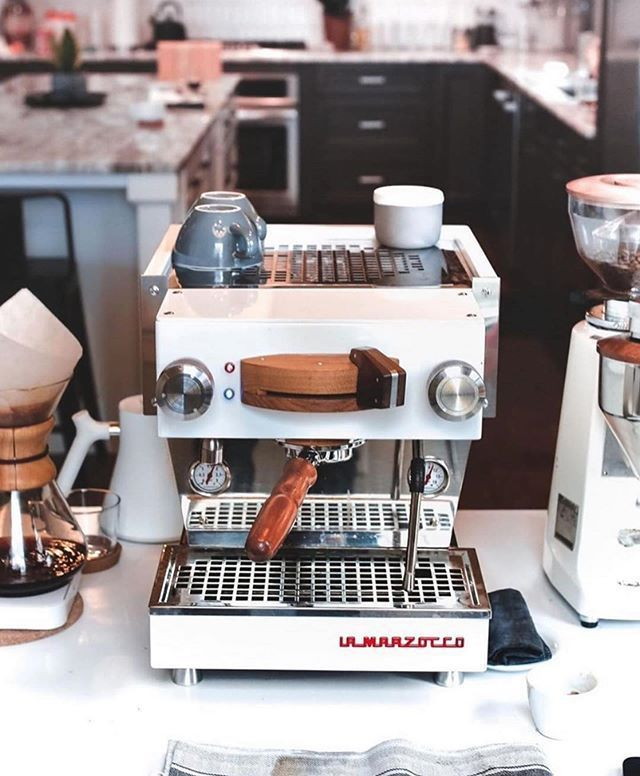 linea mini espresso machine