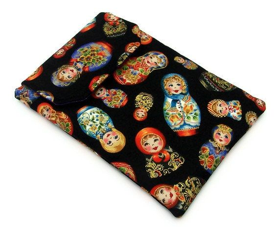 Ipad Mini Cover Blackberry Playbook Sleeve by WhimsyWooDesigns, £15.00