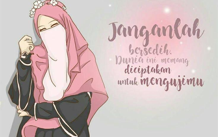 Download Gambar Foto Wanita Bercadar Dan Kata Kata Mutiara Download 75 Gambar Kartun Muslimah Cantik Dan Imut Ber Kartun Gambar Kartun Gambar Animasi Kartun