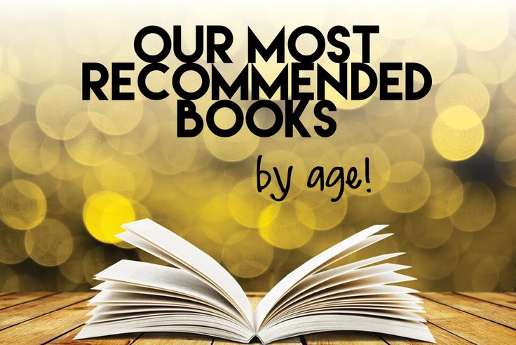 No one has time to read hundreds of books, especially parents! We've narrowed it to one recommended book for each period of adolescence. Plus - our favorite book for kids at each age, too!