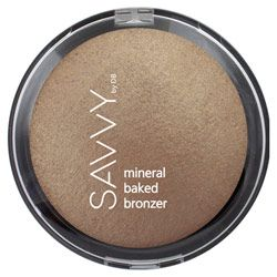 Buy Savvy Mineral Baked Bronzer in Terracotta 10.0 g - Priceline Australia