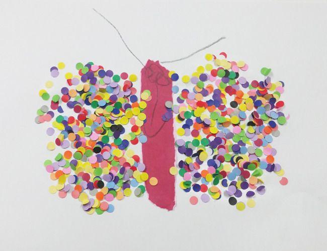 펀치를 이용한 모자이크 놀이 :: 너랑 나랑 그리는 그림 by Enid & Cherryyang