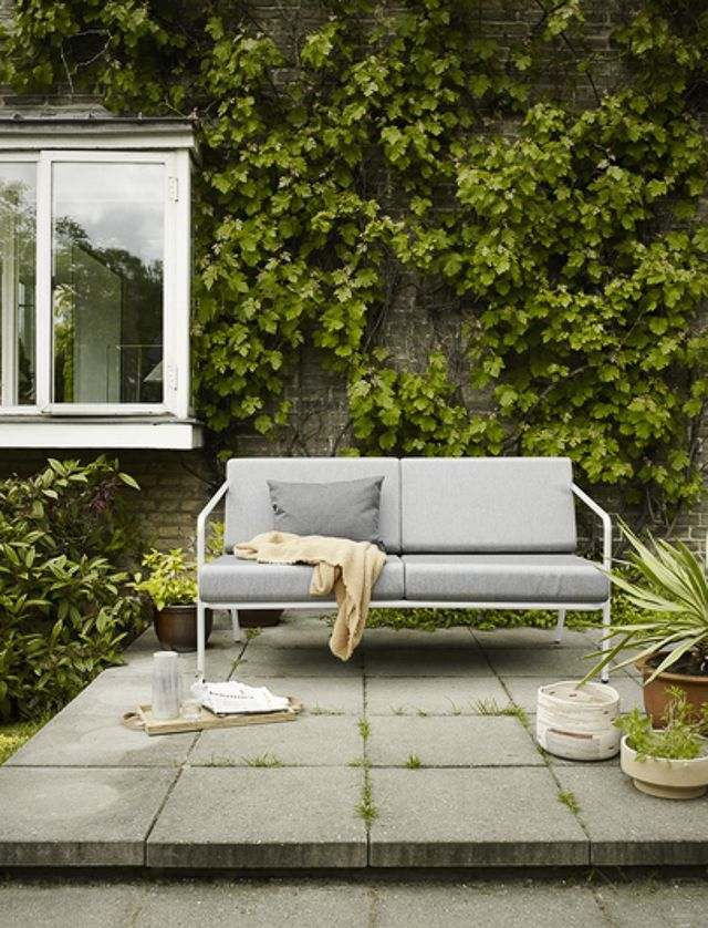 20+ parasta ideaa Pinterestissä: Gartensofa rattan | Rattan couch ...