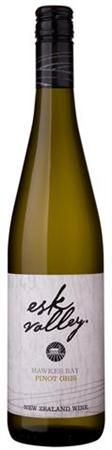 Esk Valley Pinot Gris New Zealand 2012